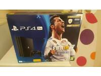 Brand new Ps4 pro fifa 18