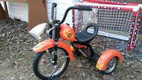 tricycle style Harley ou retro