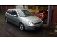 53 ford focus Deisel / 6 months MOT / high milleage good runner all MOTs from new clean & tidy