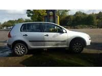 Vw golf 2006 # PARTS BREAKING