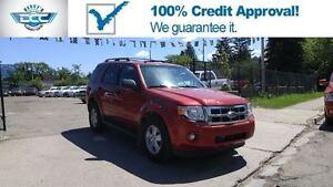 2009 Ford Escape XLT 4x4!! Low Monthly Payments!! Apply Now!! Edmonton Edmonton Area image 1