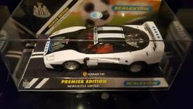 Brand New Scalextric Ferrari F40 NUFC