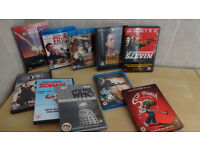 Selection of DVD's / films