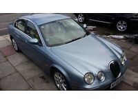 Jaguar S Type 2.7 Deisel nice car throught out all the usual extra's expected from a luxury car