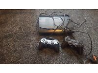 Ps3 and games two controllers