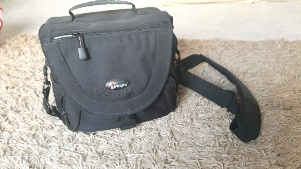 LowPro Camera Case - SLR Camera - lots of compartments