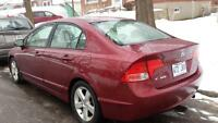honda civic 2006 automatique
