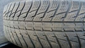 4 x 215/60R17 100 H XL Nokian Winter Tyres