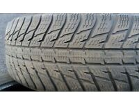 4 x 215/60R17 100 H XL Nokian Winter Tyres