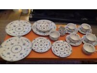 Denmark Furnivals Limited dinner service
