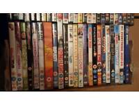 100ssss of DVDs for only £2 Each. First come first served. Cash and collection only.