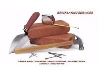 Birmingham Professional Brickwork Team.
