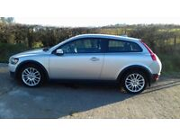 2008 Volvo C30 Sport1.6D Turbo Diesel, MOT'd December 18, Turbo Diesel, Easy on Diesel, Warranty