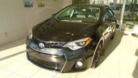 2014 Toyota Corolla TYPE S CUIR TOIT  TYPE S FULLY LOADED VERY L