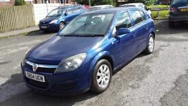 Vauxhall Astra 1.6 i 16v Club 5dr LOW MILES