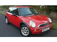2004 mini one 1.6 12 months Mot service history