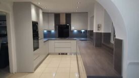 JOINERY AND CARPENTRY Fitted wardrobes, bespoke service,kitchen fitting, garden house, garden office