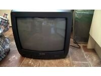 GONE! FREE small TV with DVD