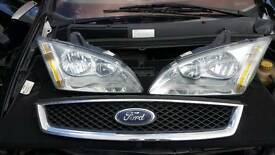 Ford focus 2005 Headlamps and front grill