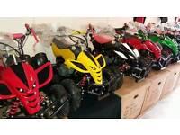 Quads mini motos pit bikes
