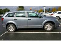 SILVER DODGE 7 SEATER (low miles)