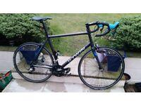 Btwin Triban 500 road bike 63cm frame like new!