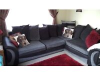 LARGE CORNER SOFA FROM DFS.