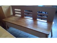 Ikea kitchen table 6.ft by 3ft extends to 7.5ft New Logic tumble dryer