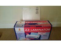 Automatic A4 Laminator