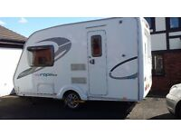 Sterling Europa 390 2 berth 2010 in very good condition with lots of extras, 2 awnings included