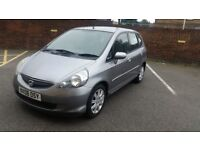 HONDA JAZZ 1.4 AUTOMATIC IN GREAT CONDITION LONG MOT