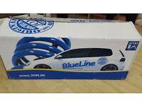 Full set of blueline coilovers for corsa d 1.4