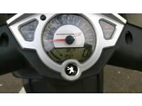 Peugeot speedfight 3 50cc moped