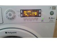 Hotpoint Ultima 9kg A** washing machine