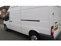 Van Hire & Removals