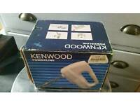 powerline kenwood mixer