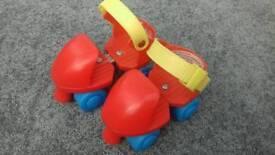 Kids 1st roller skates