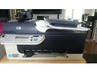 HP Officejet J4680 All-in-One wireless