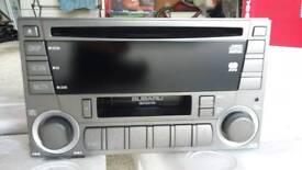 Subaru Impreza Stereo