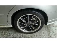 Lenso 18 inch 5 stud alloy wheels