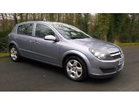 2006/56 VAUXHALL ASTRA 1.6 CLUB 5 DOOR, LOW MILEAGE, FULL SERVICE HISTORY