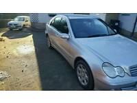 Mercedes benz c220 2004 *9 months mot* (not vectra mondeo a4 passat octavia)