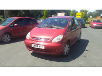 CITROEN XSARA PICASSO LOW MILEAGE 100% RELIABLE