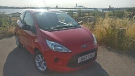 BARGAIN 2013 FORD KA 1.2 STUDIO PLUS EDITION 3DR (START STOP)