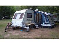 Coachman Pastiche 460/2 two berth caravan.