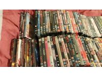 DVD MOVIES 245 INDIVIDUAL BOXED MOVES LOADS AND LOADS OF TOP TITLES