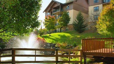 Spring Vac  Wyndham Smoky Mtns Resort  2 Bdrm Deluxe  3 Nts June 4 5 6 Occ  8