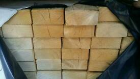 4 x 2 (45mm x 95mm) Planed Timber 2.310mtr Lengths