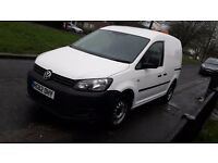 62 reg vw caddy 1.6tdi,service hist.december mot