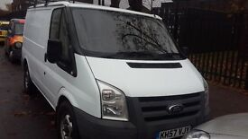 Ford Transit, great engine and nice a tidy body